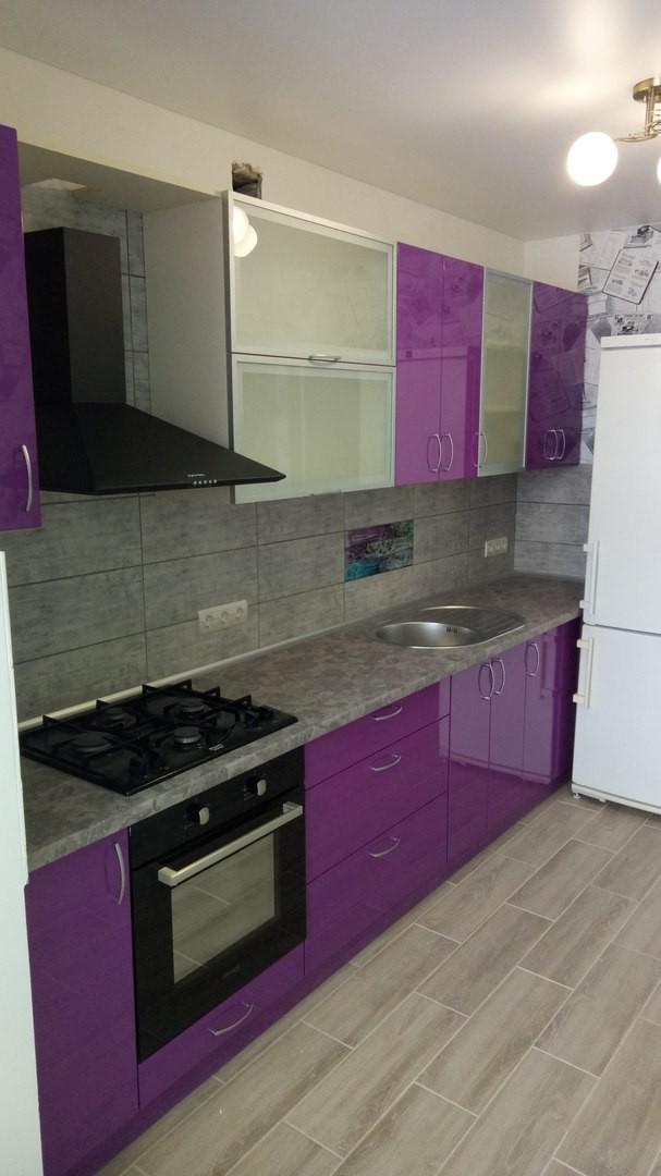 Прямая кухня k1
