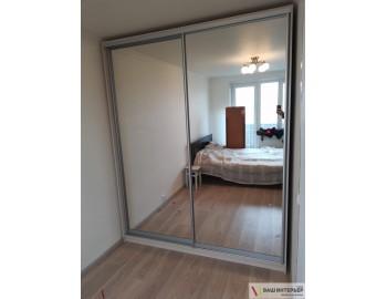 Шкаф-купе зеркало 2500