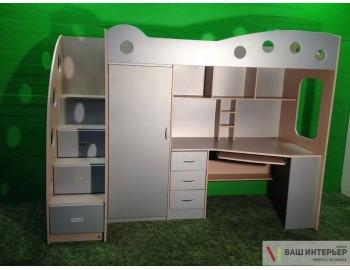Кровать-чердак K2
