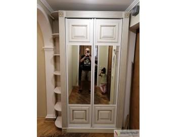 """Распашной шкаф """"Индивидуальный дизайн"""""""