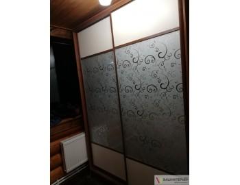 Встроенный шкаф №3