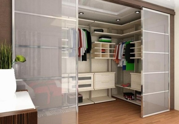 Шкафы-купе: грамотная планировка внутреннего пространства
